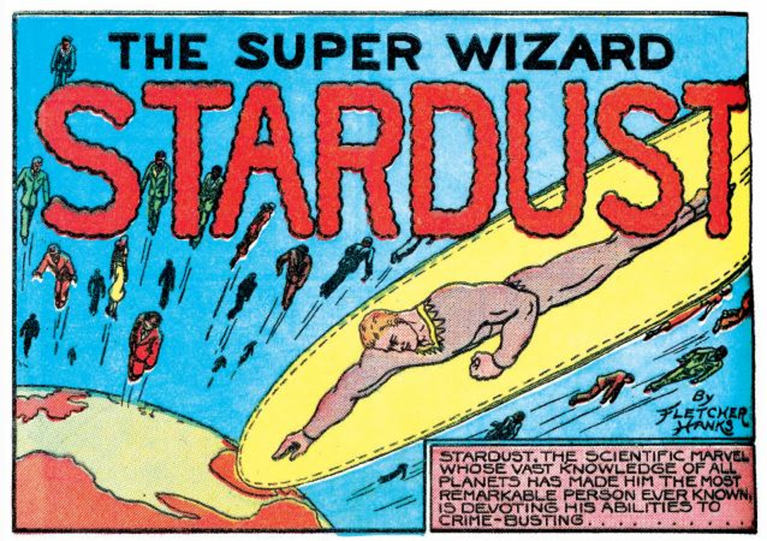 The Super Wizard Stardust