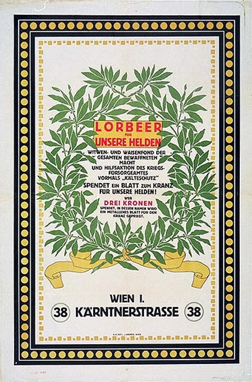 """Abb. 20: """"Lorbeer für unsere Helden"""""""