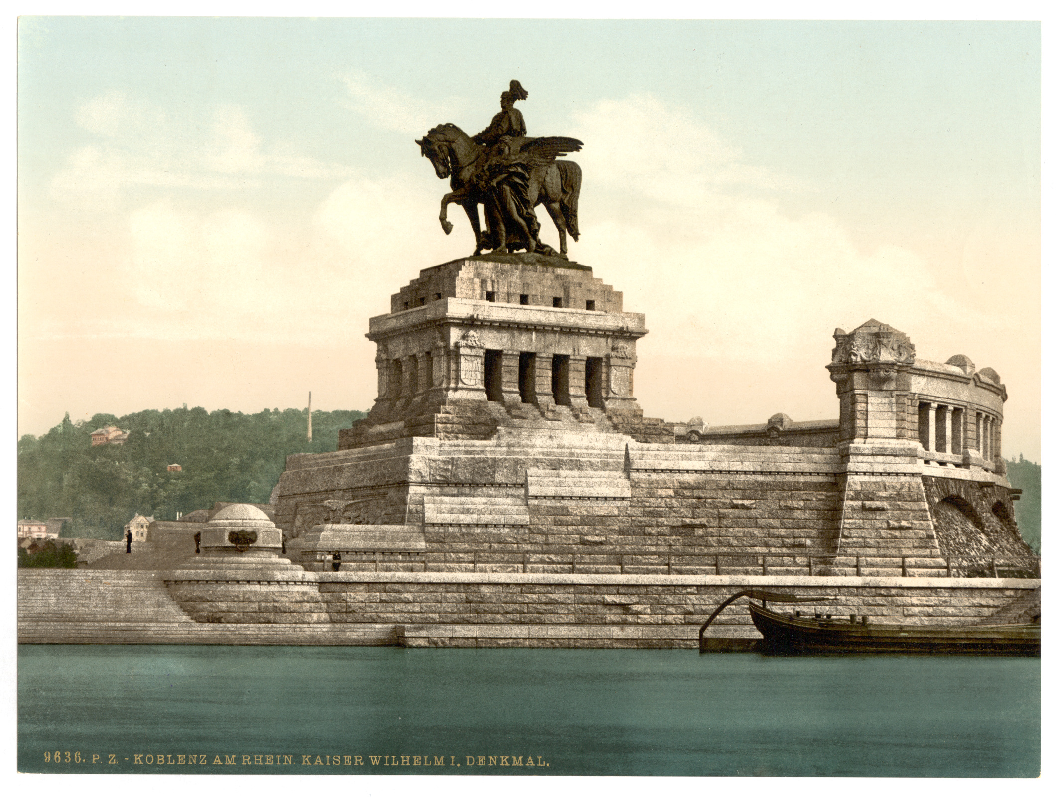 Photochromdruck, ca. 1890–1905.<br>