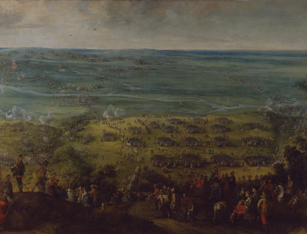Pieter Snayers: Übergang über die Somme